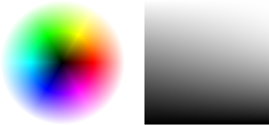 color wheel - Picture Color